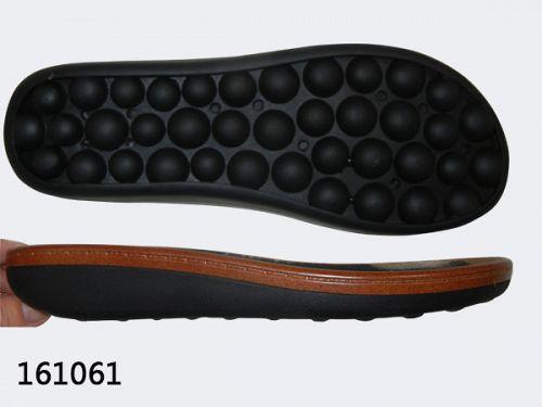 Slip resistant soles