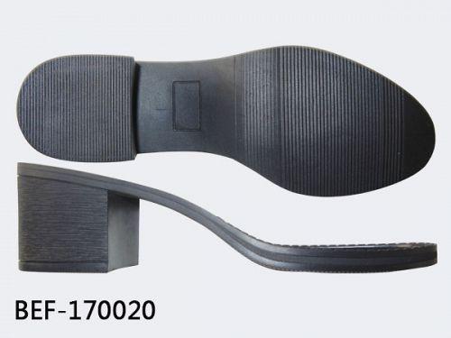 High heel sole