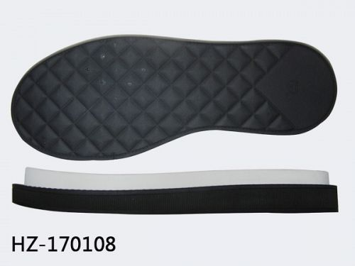 Casual shoe sole