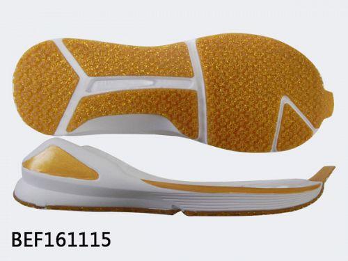 New sole design