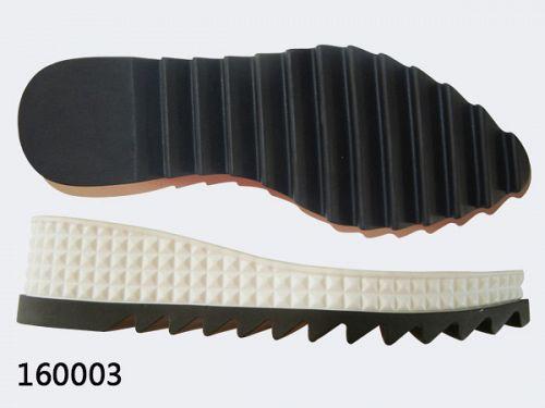 Custom shoe soles